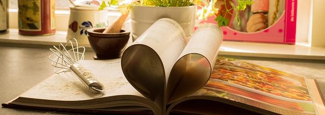 kulinarny rekord - książka kucharska